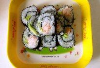宝宝辅食:简版寿司的做法