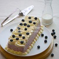 Blueberry Cheese Mousse蓝莓乳酪慕司(长期保存新鲜蓝莓的办法)