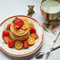 草莓奶香松饼#柏翠辅食节-烘焙零食#