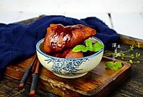 砂锅腐乳猪蹄的做法