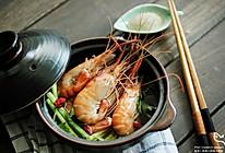 花雕虾的做法