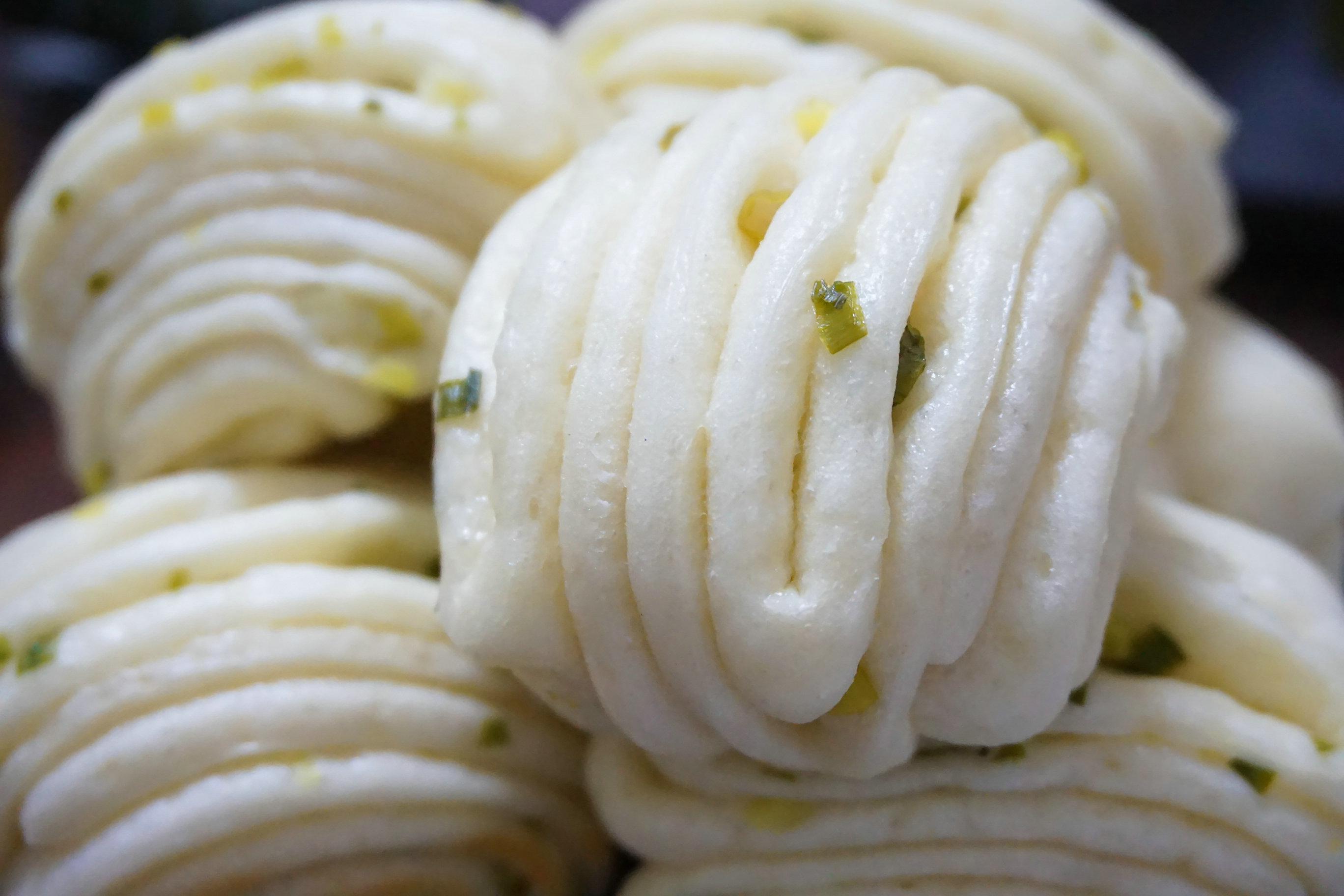 「迟の味」葱油花卷的做法图解15