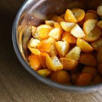 冬季润喉之金桔酱的做法图解7
