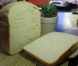 简单标准面包的做法