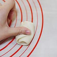 #精品菜谱挑战赛#不裂不爆不混酥,层层分明的经典豆沙蛋黄酥的做法图解25