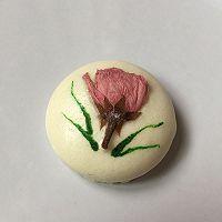 樱花季的美——樱花马卡龙的做法图解7