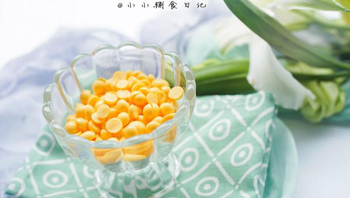 8个月以上辅食蛋黄溶豆