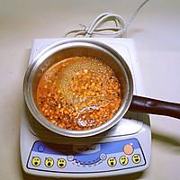 豌豆汁心饭团 太太乐鲜鸡汁蒸鸡原汤的做法图解8