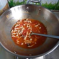 茄汁白玉菇的做法图解13