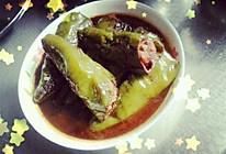 青椒塞肉的做法