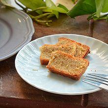 咸黄油小米红豆薏仁磅蛋糕
