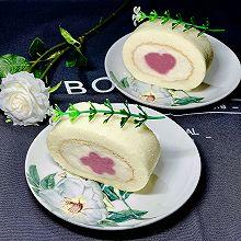 慕斯夹心蛋糕卷