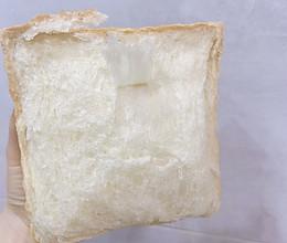 ㊙️一次发酵超柔软吐司、附上快速出膜的方法的做法