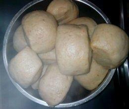 燕麦和麦麸面馒头的做法
