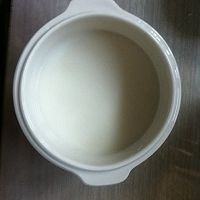 9M宝宝辅食之核桃大米粥的做法图解3