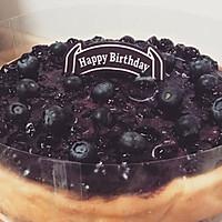 蓝莓重芝士蛋糕的做法图解9