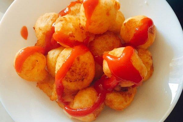 芝士薯球的做法_【图解】芝士薯球怎么做如何做好吃