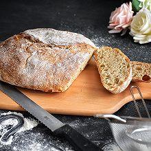 #换着花样吃早餐#一朵全麦面包