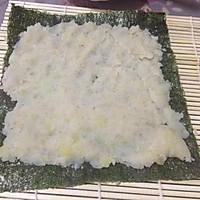 减脂土豆泥寿司的做法图解4
