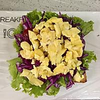 多彩野餐三明治#百吉福食尚达人#的做法图解8