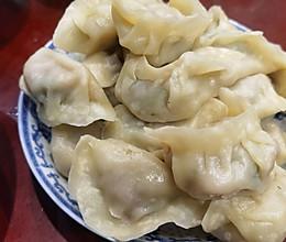 减脂无油牛肉大葱蒸饺的做法