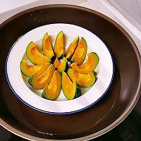 #栗香好粉糯 营养有食力#粉糯嫩滑板栗南瓜蒸蛋的做法图解4