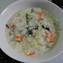 早餐蔬菜粥