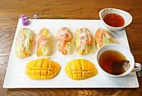 精致早餐:越南春卷配薄荷茶的做法