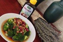 #百变鲜锋料理#鲍汁蚝油西蓝花的做法