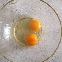 一杯面粉两个鸡蛋就能做出酥脆掉渣的鸡蛋卷的做法图解1