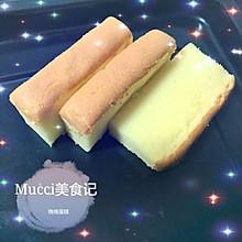 Mucci:我想尝试的24味——No.9:绵绵如雪の绵绵蛋糕