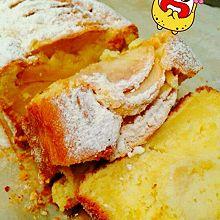 苹果酸奶磅蛋糕