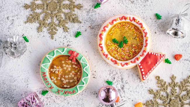 这个圣诞我既要吃的又要玩的!——圣诞摇摇乐饼干的做法