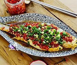 剁椒蒸黄鱼#寻找最聪明的蒸菜达人#的做法
