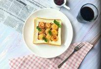 精致下午茶-浪漫玫瑰吐司的做法