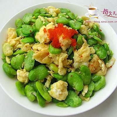 鸡蛋蚕豆米