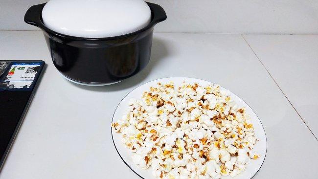 砂锅爆米花的做法