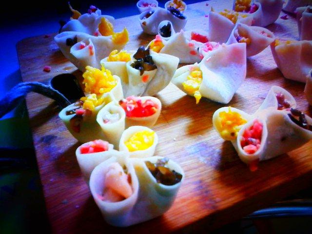 四喜小饺子