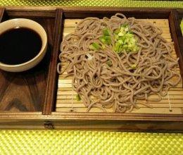日式荞麦冷面的做法