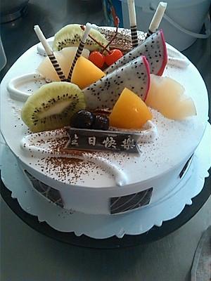 爱干嘛干嘛的生日蛋糕的制作的做法的评论