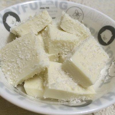 椰蓉椰子糕(不输甜品店哦~)