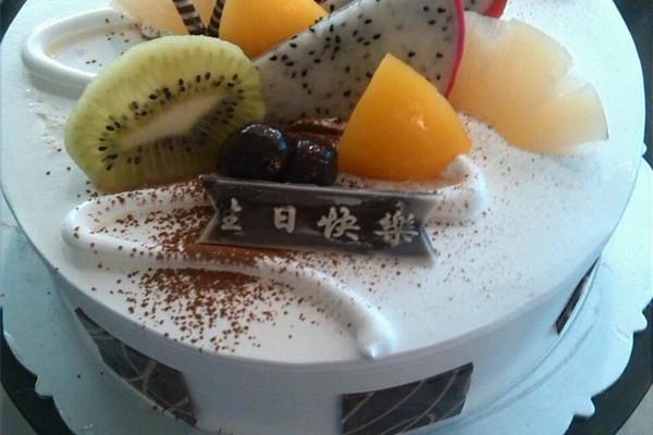生日蛋糕的制作的做法