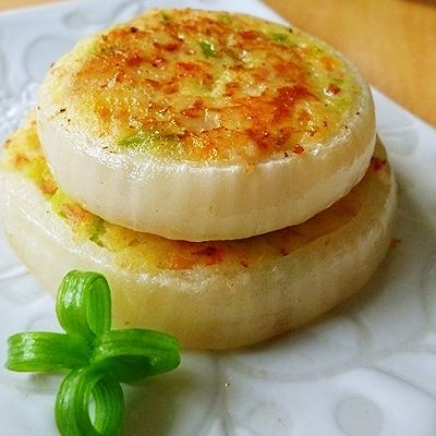 土豆洋葱圈