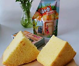 #糖小朵甜蜜控糖秘籍#戚风蛋糕的做法