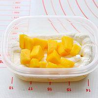 #520,美食撩动TA的心!#芒果盒子蛋糕的做法图解16