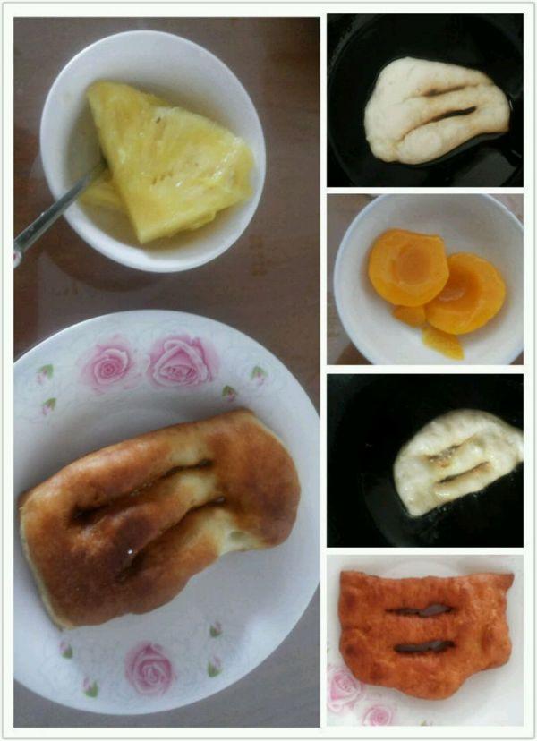 面鱼油饼的做法