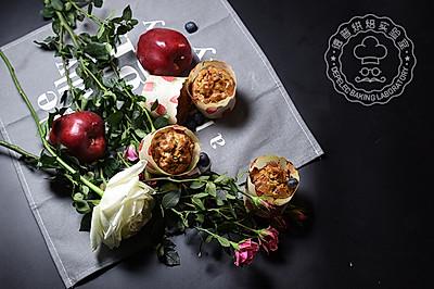 德普烘焙食谱—红肠洋葱麦芬