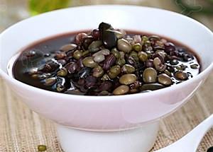 红豆绿豆减肥粥