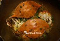 莫家码头:家常螃蟹粉丝煲的做法