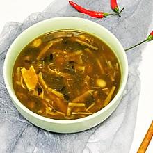 天冷了胡辣汤不用出去吃,教你详细胡辣汤做法,每次做一锅不够喝